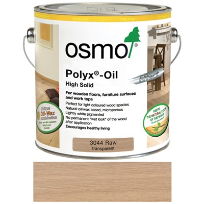 OSMO 3044C POLYX-OIL EFF RAW 0.75L